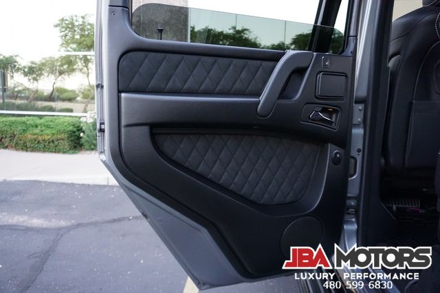 2017 Mercedes-Benz G 550 4x4 Squared G550 G WAGON G CLASS 550 SUV ~ ONLY 19K LOW MILES in Mesa, AZ 85202