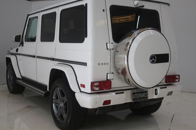 2017 Mercedes-Benz G 550 Houston, Texas 9