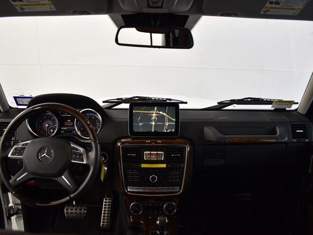 2017 Mercedes-Benz G-Class G 550 4MATIC in McKinney, Texas 75070