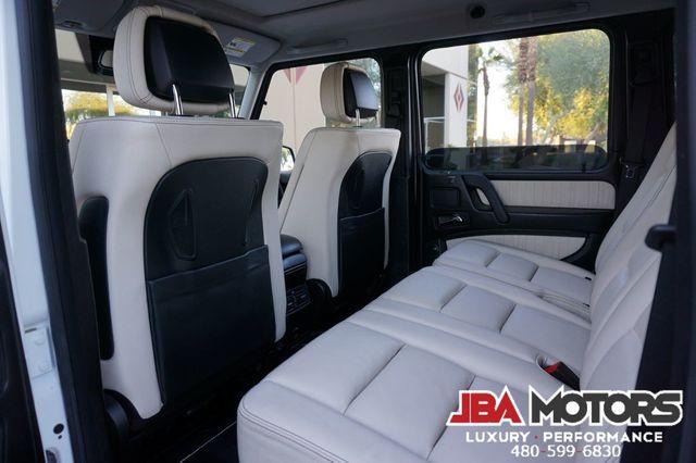 2017 Mercedes-Benz G550 G Class 550 SUV G Wagon ~ NIGHT PACKAGE in Mesa, AZ 85202