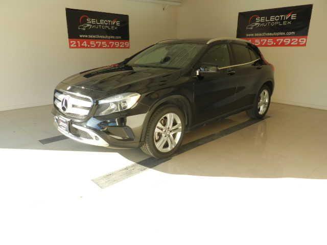 2017 Mercedes-Benz GLA 250 GLA250 4MATIC