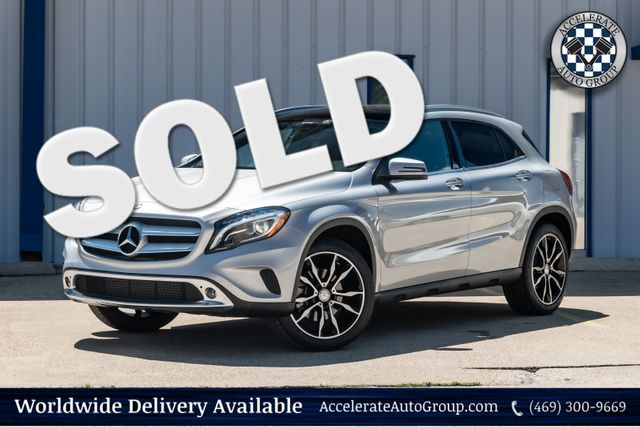 2017 Mercedes-Benz GLA 250  in Rowlett