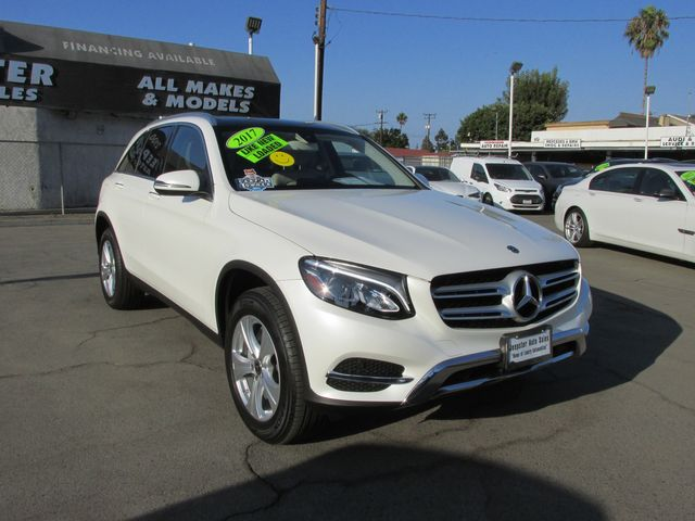 2017 Mercedes-Benz GLC 300 4Matic in Costa Mesa, California 92627