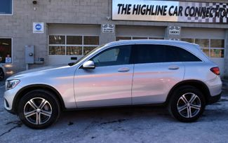 2017 Mercedes-Benz GLC 300 GLC 300 4MATIC SUV Waterbury, Connecticut 3