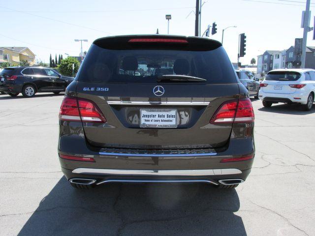 2017 Mercedes-Benz GLE 350 SUV in Costa Mesa, California 92627