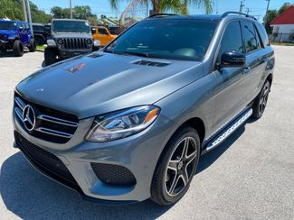 2017 Mercedes-Benz GLE 350 CARFAX CERTIFIED SERVICED PANO NAV BOOKSRECS  Plant City Florida  Bayshore Automotive   in Plant City, Florida