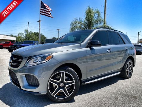 2017 Mercedes-Benz GLE 350 CARFAX CERTIFIED SERVICED PANO NAV BOOKS/RECS in Plant City, Florida