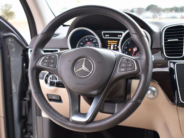 2017 Mercedes-Benz GLE GLE 350 in McKinney, Texas 75070