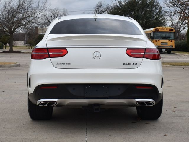 2017 Mercedes-Benz GLE GLE 43 AMG Coupe 4MATIC in McKinney, Texas 75070