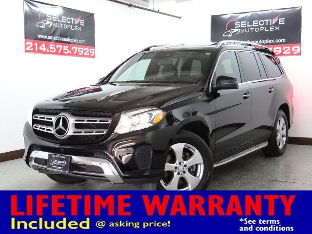 2017 Mercedes-Benz GLS 450 GL450 4MATIC, NAV, LEATHER SEATS, SUNROOF in Carrollton, TX 75006