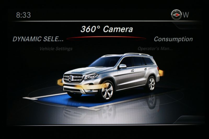 2017 Mercedes-Benz GLS 450   city NC  The Group NC  in Mooresville, NC