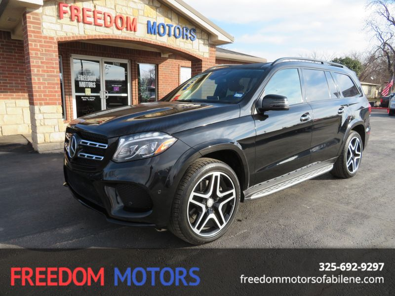 2017 Mercedes-Benz GLS 550 4MATIC | Abilene, Texas | Freedom Motors  in Abilene Texas