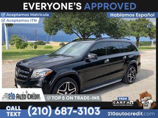 2017 Mercedes-Benz GLS 550 550 4MATIC in San Antonio, TX 78237