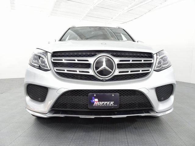 2017 Mercedes-Benz GLS GLS 550 4MATIC in McKinney, Texas 75070
