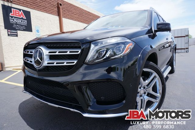 2017 Mercedes-Benz GLS550 GLS Class 550 4Matic AWD ~ REAR DVD ~ $104k MSRP