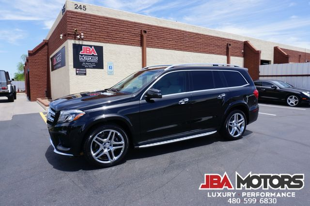 2017 Mercedes-Benz GLS550 GLS Class 550 4Matic AWD ~ REAR DVD ~ $104k MSRP in Mesa, AZ 85202