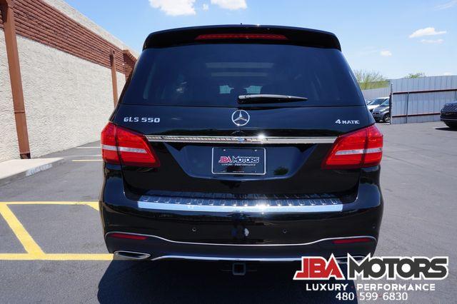 2017 Mercedes-Benz GLS550 GLS Class 550 AWD SUV ~ Highly Optioned ~ REAR DVD in Mesa, AZ 85202