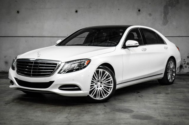2017 Mercedes-Benz S 550 REAR SEAT PACKAGE in Addison, TX 75001