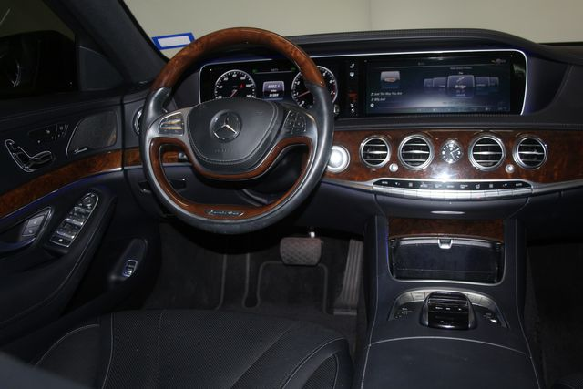 2017 Mercedes-Benz S 550 Houston, Texas 15