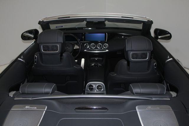 2017 Mercedes-Benz S 550 Convt Houston, Texas 16