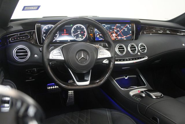 2017 Mercedes-Benz S 550 Convt Houston, Texas 18