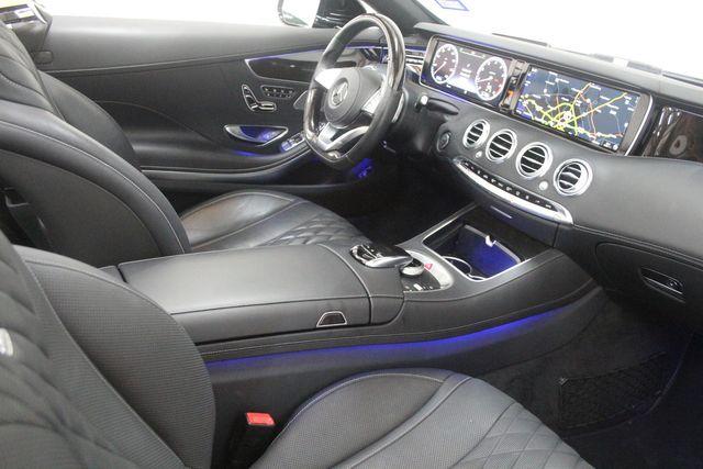 2017 Mercedes-Benz S 550 Convt Houston, Texas 21