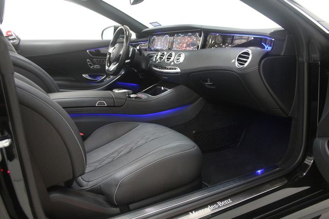 2017 Mercedes-Benz S 550 Convt Houston, Texas 22