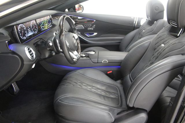 2017 Mercedes-Benz S 550 Convt Houston, Texas 24