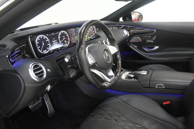 2017 Mercedes-Benz S 550 Convt Houston, Texas 25