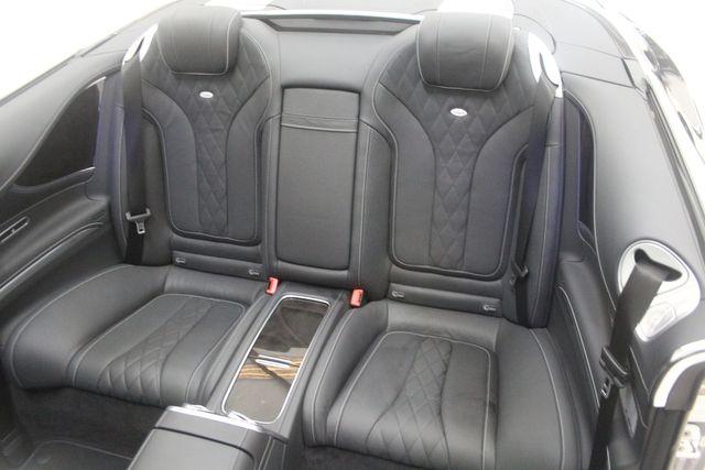 2017 Mercedes-Benz S 550 Convt Houston, Texas 28