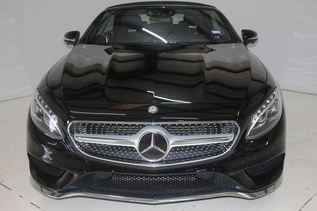 2017 Mercedes-Benz S 550 Convt Houston, Texas 10