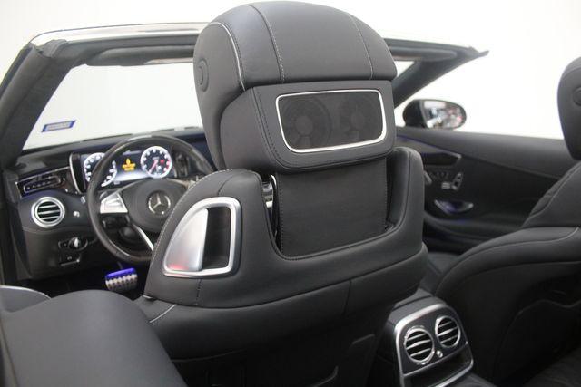 2017 Mercedes-Benz S 550 Convt Houston, Texas 30