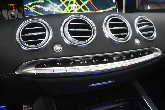 2017 Mercedes-Benz S 550 Convt Houston, Texas 36