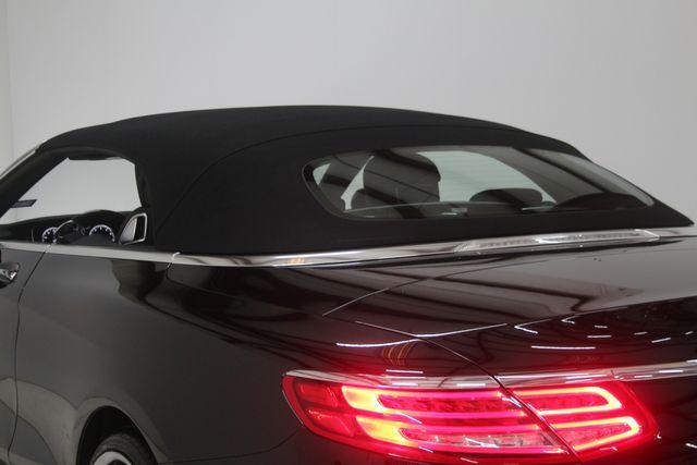 2017 Mercedes-Benz S 550 Convt Houston, Texas 44