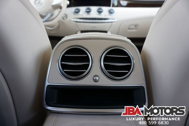 2017 Mercedes-Benz S550 Coupe S Class 550 4MATIC AWD Diamond White in Mesa, AZ 85202