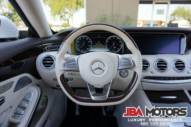 2017 Mercedes-Benz S 550 S550 Coupe S Class 550 4MATIC AWD Diamond White in Mesa, AZ 85202
