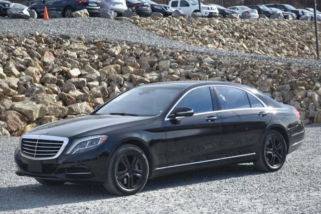 2017 Mercedes-Benz S 550 4Matic Naugatuck, Connecticut
