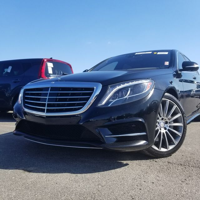 2017 Mercedes-Benz S 550 AMG Sport in Wintergarden, FL 34787