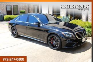 2017 Mercedes-Benz S 63 AMG Sedan in Addison, TX 75001