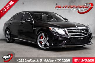 2017 Mercedes-Benz S 63 AMG MSRP $165,735 in Addison, TX 75001