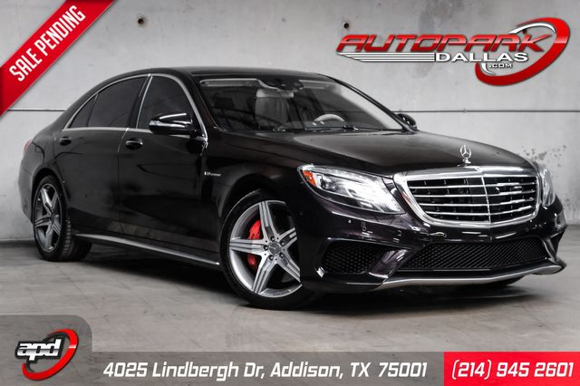 2017 Mercedes-Benz S 63 AMG Loaded in Addison, TX 75001