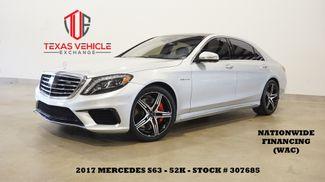 2017 Mercedes-Benz S 63 AMG NIGHT VISION,NAV,360 CAM,HTD/COOL LTH,52K in Carrollton, TX 75006