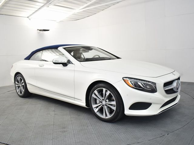 2017 Mercedes-Benz S-Class S 550 in McKinney, Texas 75070