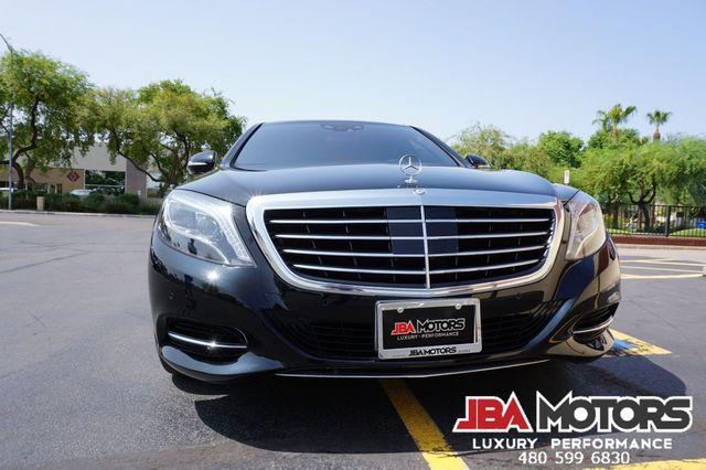 2017 Mercedes-Benz S550 S Class 550 ~ LOW MILES Driver Assist Surround Cam in Mesa, AZ 85202