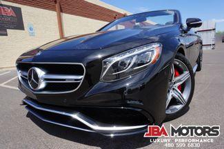 2017 Mercedes-Benz S63 AMG Cabriolet Convertible S Class 63 | MESA, AZ | JBA MOTORS in Mesa AZ