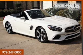 2017 Mercedes-Benz SL 450 Roadster in Addison, TX 75001