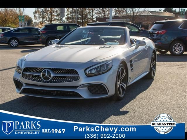 2017 Mercedes-Benz SL 450 SL 450