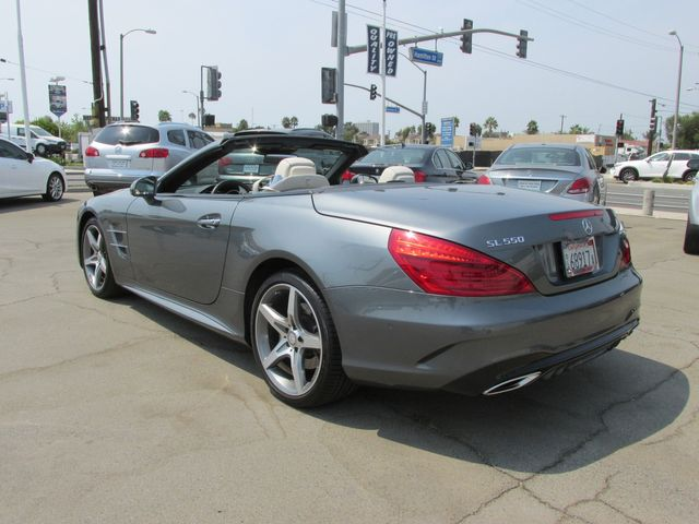 2017 Mercedes-Benz SL 550 Convertible in Costa Mesa, California 92627