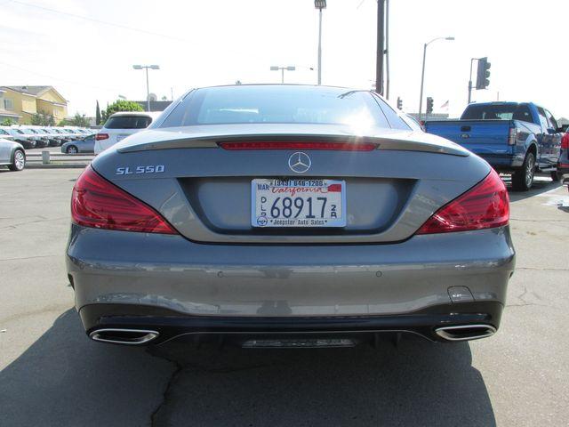 2017 Mercedes-Benz SL 550 Convertible in Costa Mesa, California 92627