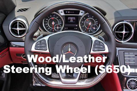 2017 Mercedes-Benz SL-Class SL550 Roadster in Alexandria, VA